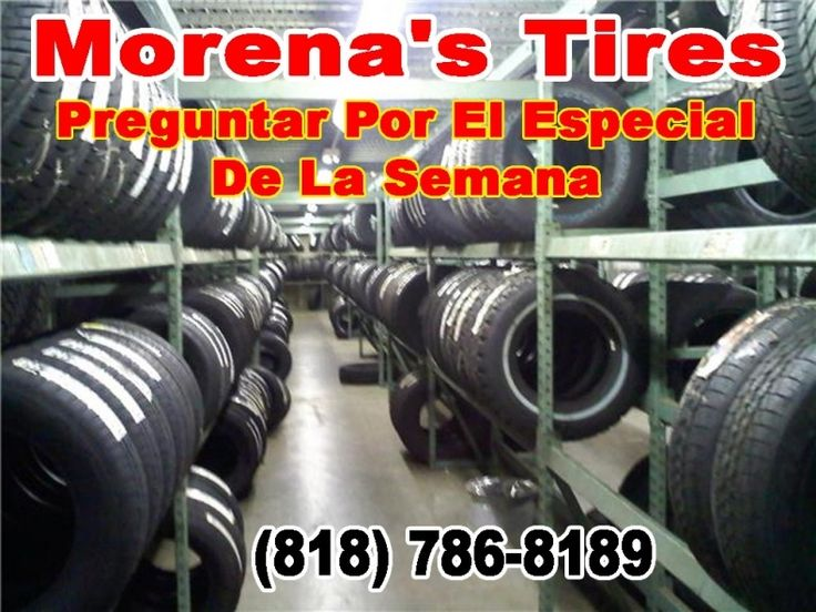 Tires San Fernando Valley
