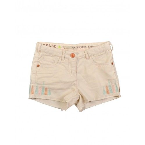 Scotch R'Belle Embroidered Shorts