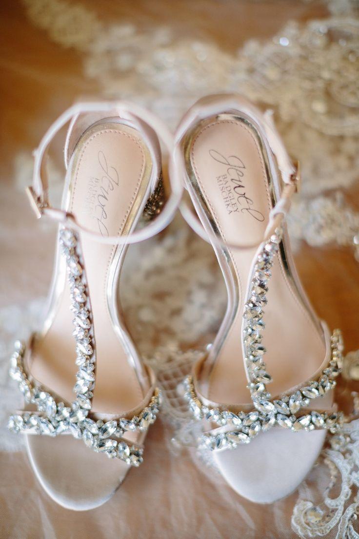 482 best wedding shoes images on Pinterest   Bridal shoe, Wedding ...