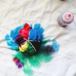 I love tie dye I will need this soon!
