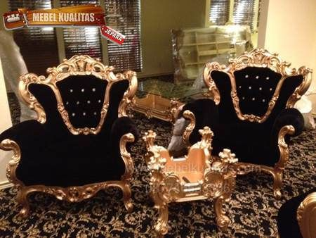 Jepara carving chairs from teak 12