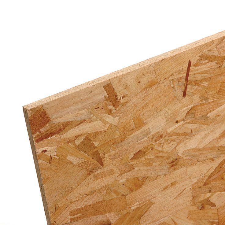 Compressed Wood Strands OSB3 (L)2440mm (W)1220mm (Th)18mm 1 | Rooms | DIY at B&Q