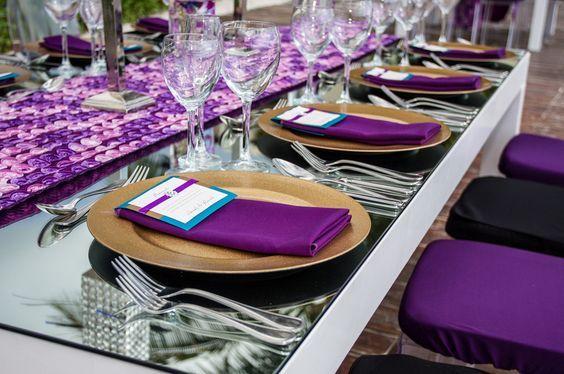 Si estás pensando en utilizar el color morado en la decoración de tu boda, tenemos algunas ideas y consejos para tu boda de playa en Dreams Riviera Cancun Resort & Spa: