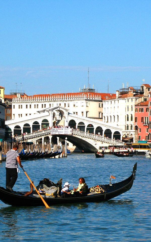Ponte di Rialto, Venezia, Italia