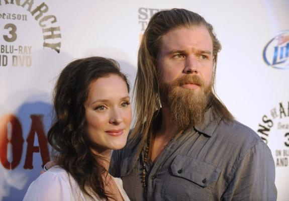 sons of anarchy ... Ryan Hurst & his wife | My SAMCRO ...