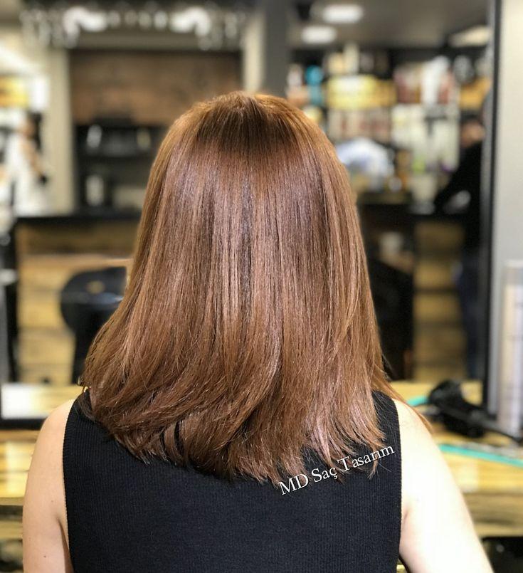 Hair Color 👍 #izmir #kuafor #renk #saç #hair #hairdresser #hairdesign #izmirde #fashion #love #lovehair #instahair #love #trend #hairstyle #haircolor #trendhair #efsanesaclar #newcolor #renk #mdsactasarim