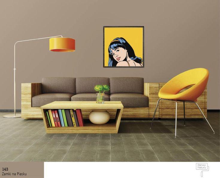 Znakiem charakterystycznym stylu retro są niewątpliwie wyraziste barwy – pomarańczowa, błękitna, czerwona, żółta. Często występują one w kor...