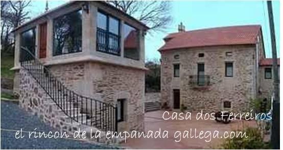 Casa dos ferreiros turismo rural galicia ta galicia - Casa rural lalin ...