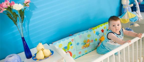 21 Ways to Save on Cheap Baby Nursery Furniture Sets & Cribs #baby