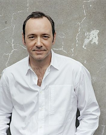 I've always loved Kevin Spacey