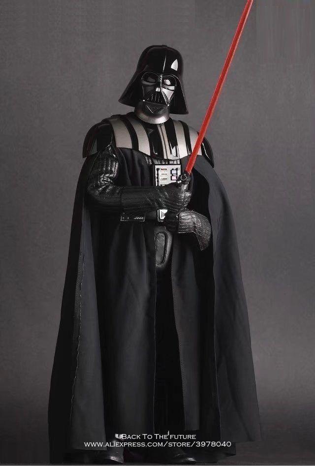 Disney Star Wars Darth Vader 30cm Action Figure Posture Model Anime Decoration Collection Figurine Toys Model Darth Vader Action Figure Crazy Toys Darth Vader