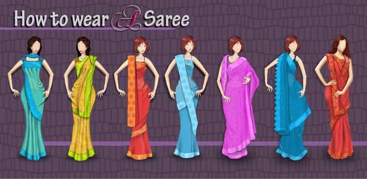 Women attire - Saree - iPhone World forum