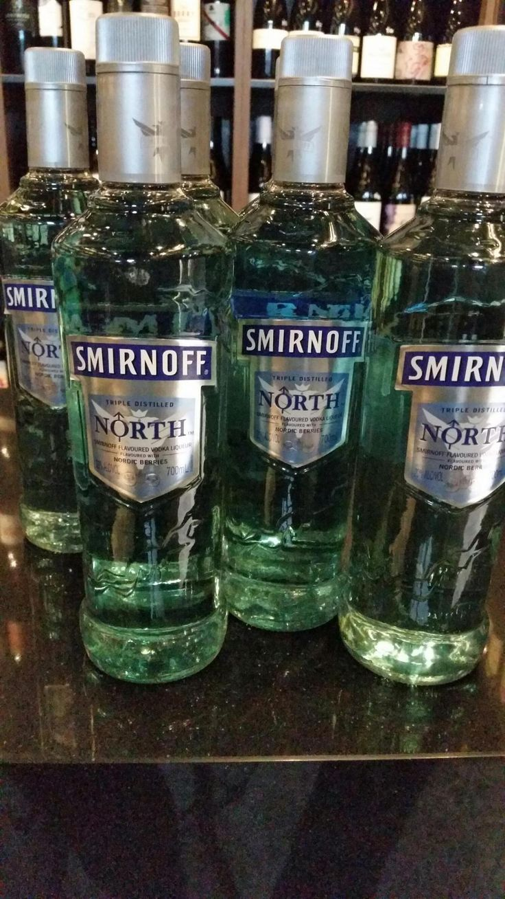 SMIRNOFF NORTH / Greece's favourite bar drink, Smirnoff North has just landed at Parap Fine Foods, just in time for the Darwin Greek Glenti!