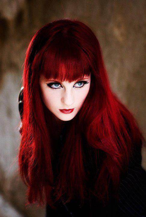 goth fashion makeup &
