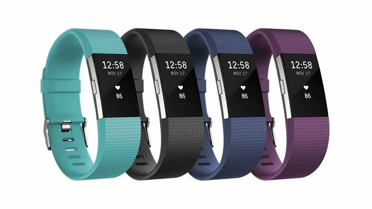 GPS and Running Watches 75230: New Fitbit Charge 2 Heart Rate + Fitness Wristband -> BUY IT NOW ONLY: $129 on eBay!