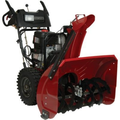 Sears Craftsman 10.5 HP, 2 stage, 30 inch self propelled snowblower for sale