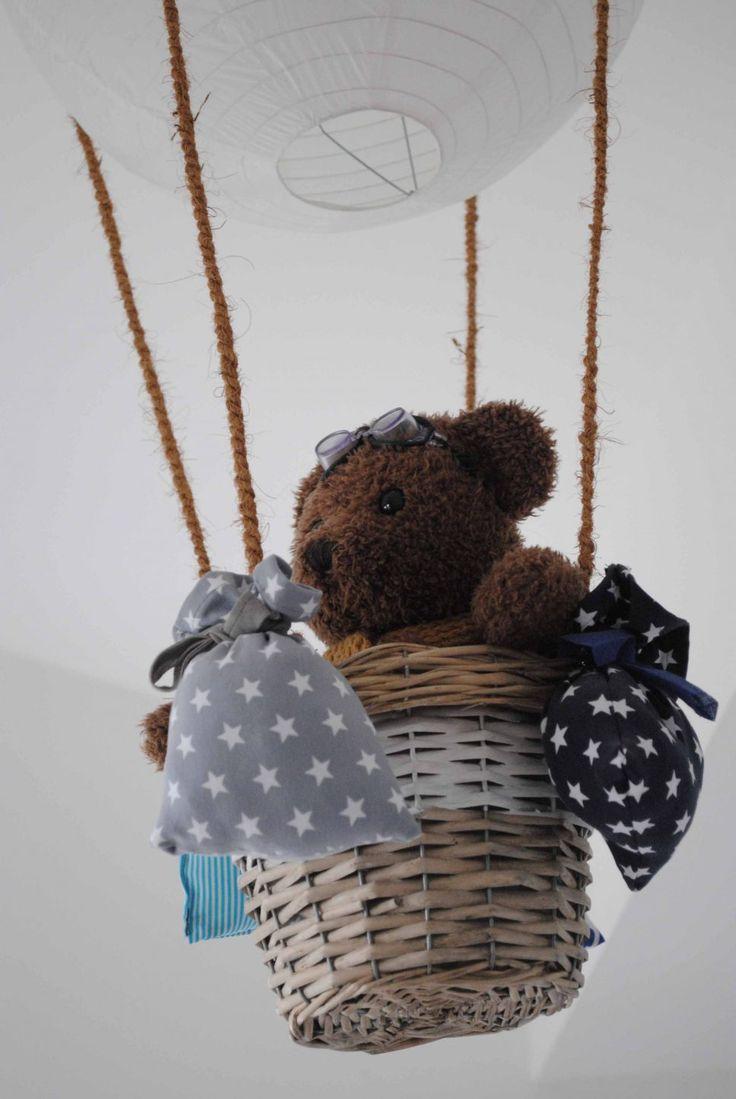 Kinderzimmerlampe DIY