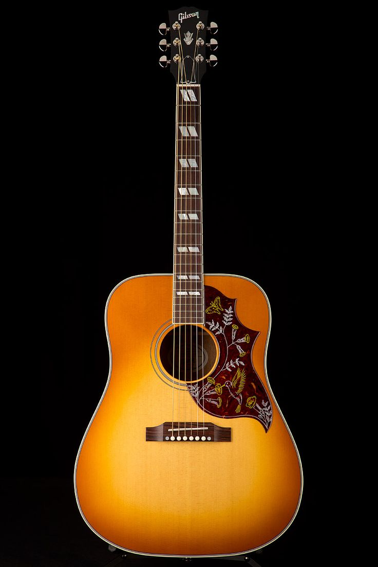 Guitar Center: Platinum : Gibson Hummingbird Acoustic-Electric Guitar