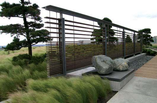 Washington Mutual Bank Roof Garden | Phillips Farevaag Smallenberg.