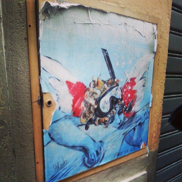 Florence's #streetart scene is booming!!