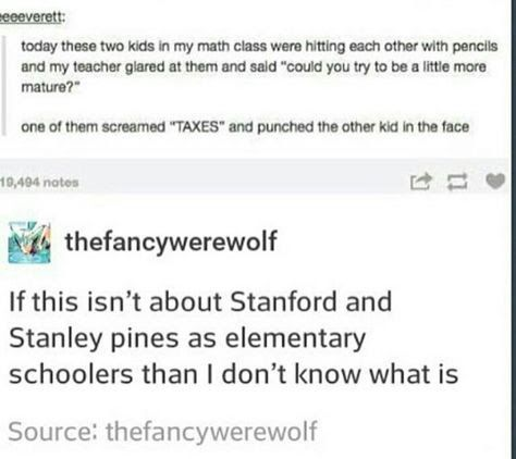 I wish Gravity Falls wasn't over 😔, but this is still a funny post 😊