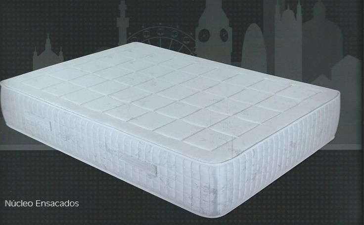 10% Descuento en fabuloso colchón de muelles y viscoelástico. Así se duerme bien.