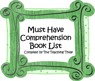 The Teaching Thief: comprehension strategy-use for reading