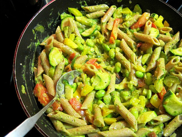 pesto pasta chicken and pesto pasta asparagus pesto with pasta pesto ...