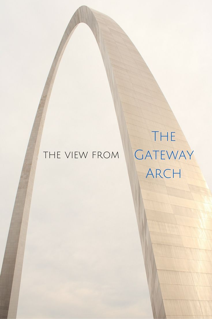 Forget the Empire State Building, The Gateway Arch is truly memorable!