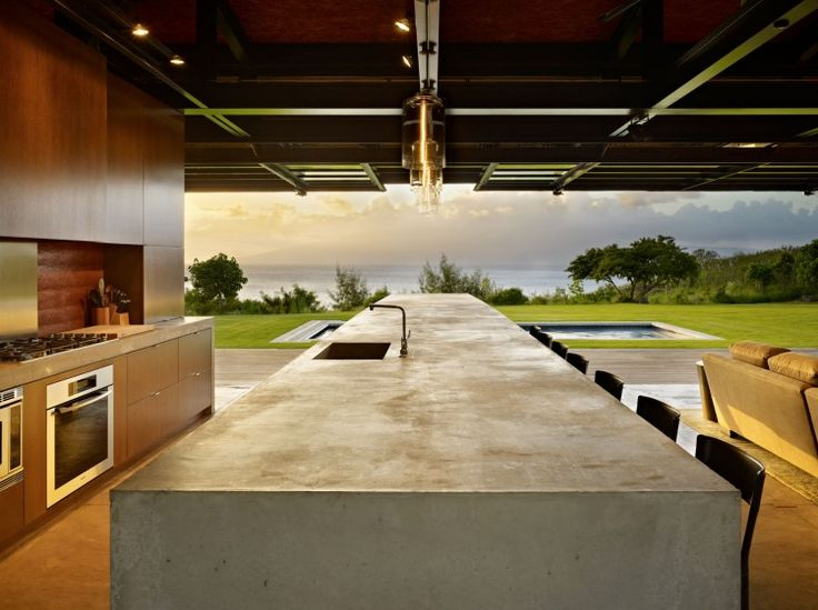 Slaughterhouse Beach House by Olson Kundig Architects | HomeDSGN, a daily source for inspiration and fresh ideas on interior design and home decoration.