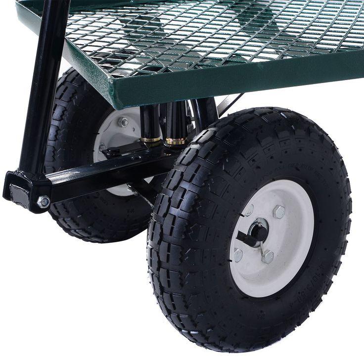 1000 Ideas About Metal Cart On Pinterest: 1000+ Ideas About Lawn Trailer On Pinterest