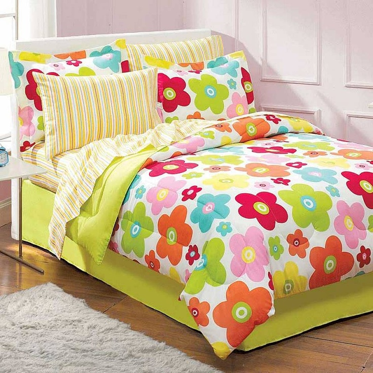 Floral bedding sheets for your comfortable sleeping floral for Bed sheet decoration ideas