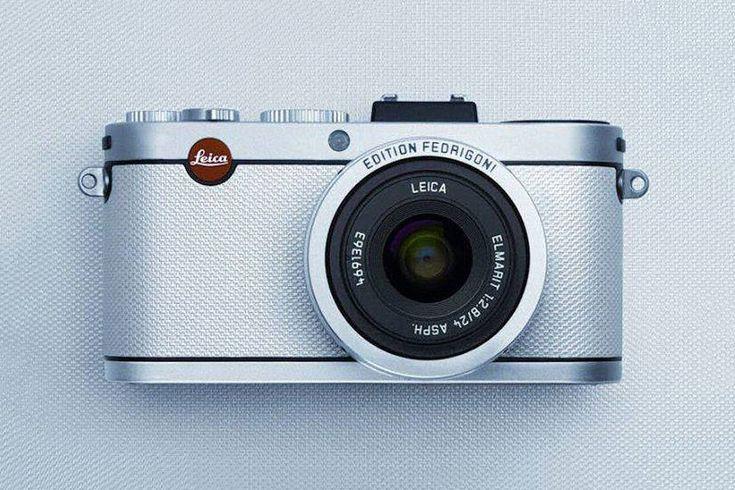 "Image of Leica X2 ""The Paper Skin"" Edition Fedrigoni"