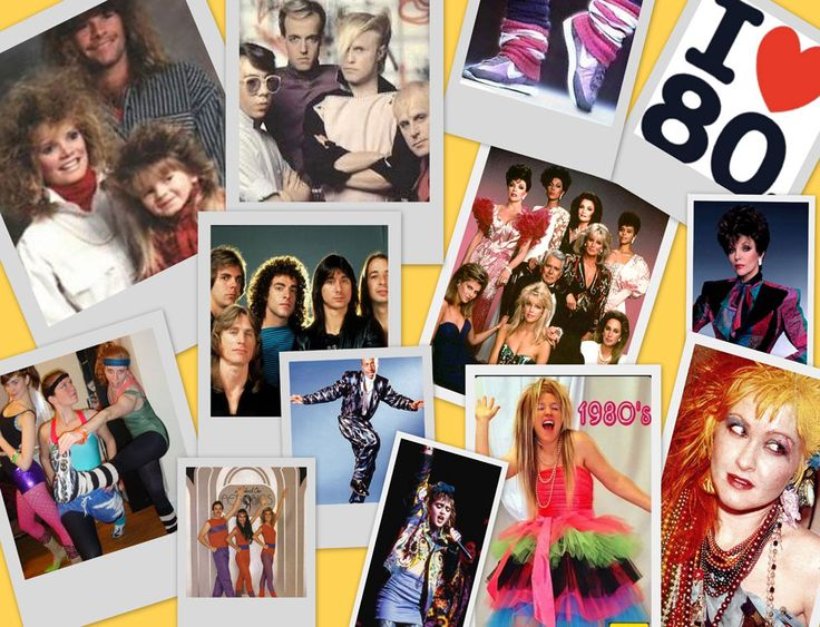 37 Best Images About 1980s Fashion On Pinterest