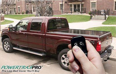 Retrax PowertraxPro 50432 - Powered Retractable Bed Cover - Chevy GMC