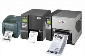It has a printhead containing numerous little resistive heating pins that on contact, depending on the type of thermal transfer printer, melt wax-based ink onto ordinary paper . There are two types of thermal transfer printing i:e Direct thermal transfer printing and thermal wax transfer. For more details please visit at https://www.ebarcode.com/.