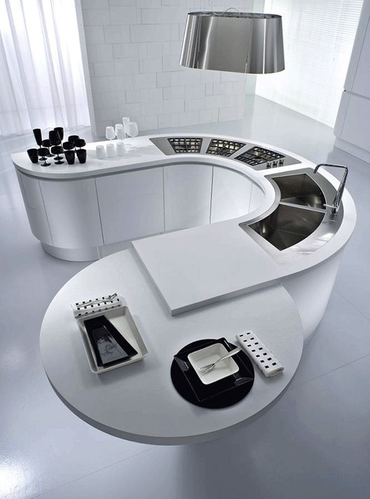 Modern-Kitchen-Designs-with-Islands-kitchen-island-u-shape-models, Photo  Modern-Kitchen-Designs-with-Islands-kitchen-island-u-shape-models Close up View.