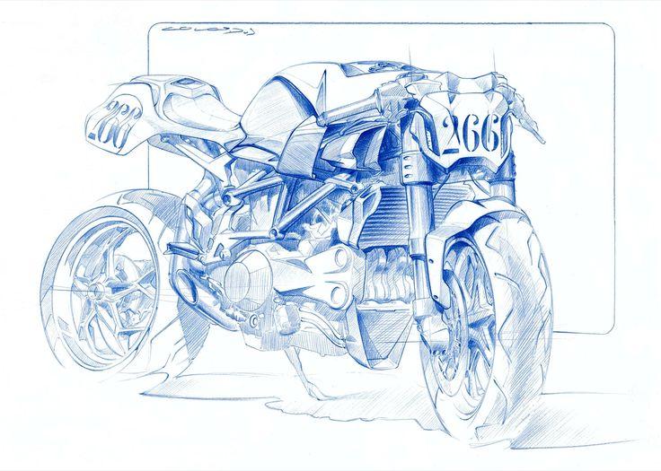 Ducati Mariana Café Racer