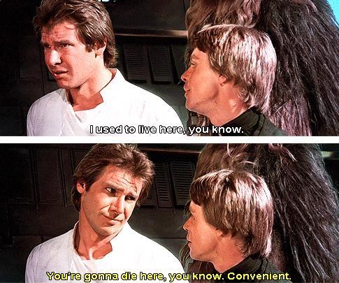Star Wars Quotes Lol Star Wars Pinterest Star Wars Quotes