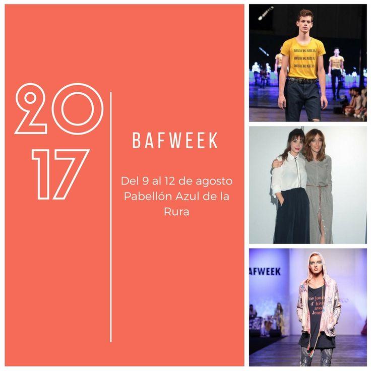 Bafweek Oficial 2017, el evento fashionista que anticipa la temporada de verano. Además de su clásica sede de La Rural - Caminos Y Sabores se presentarán colecciones en distintos puntos de Buenos Aires.
