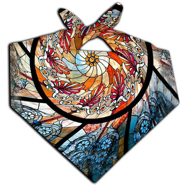 Psychedelic Stained Glass Art Bandana Edm Rave Wear Headband Festival... ($13) ❤ liked on Polyvore featuring accessories, hair accessories, grey, headbands & turbans, bandanna headband, kerchief headband, hair band headband, headband turban and handkerchief headband