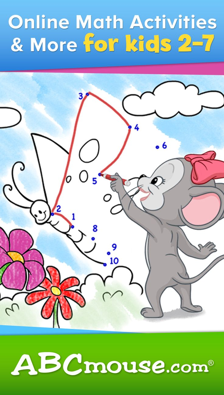 123 / ABC Mouse - Fun learning mouse game for kids for ...