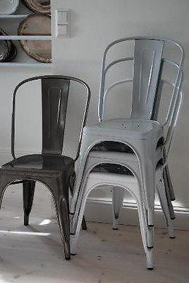 Bistro stoelen