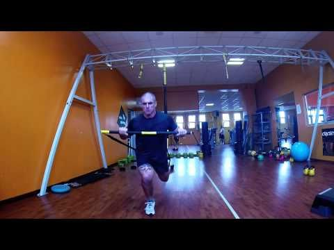 GOPRO TRX AND RIP TORSION PRESS AND OVERHEAD