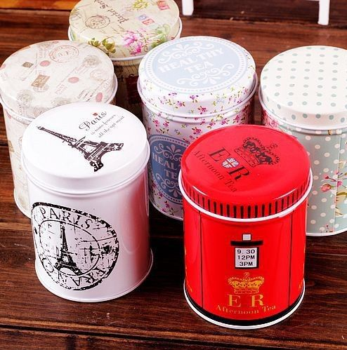 Cheap lots shipping, Buy Quality lot jersey directly from China tea decor Suppliers:   size: diameter 6.5cm, height 9.0cm.       Material: tinplate                                  2014 New arrival