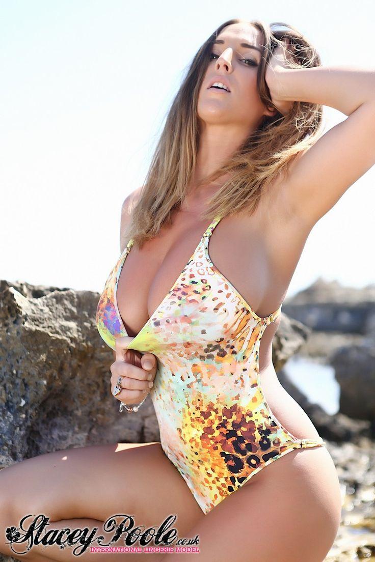 Black poole bikini popping bikini thats stacey