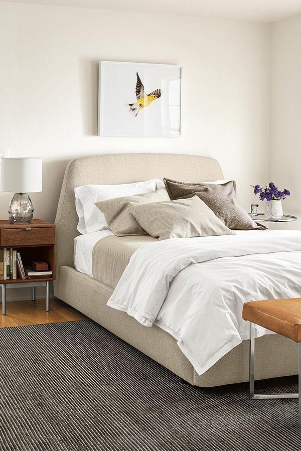 Modern Upholstered Bed Modern Room Modern Bed Bed