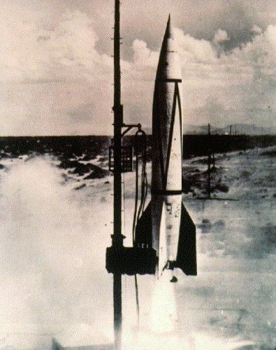 riedel v-2 rocket world war 2 this is how you take retaliation to the next level