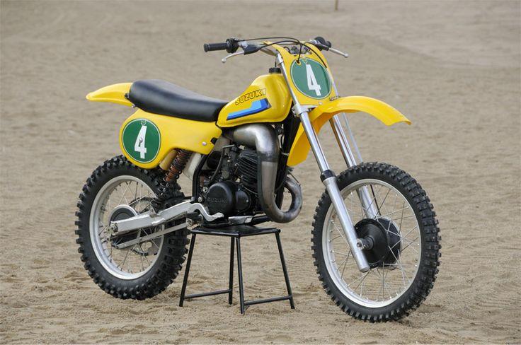 1980 Suzuki RH80