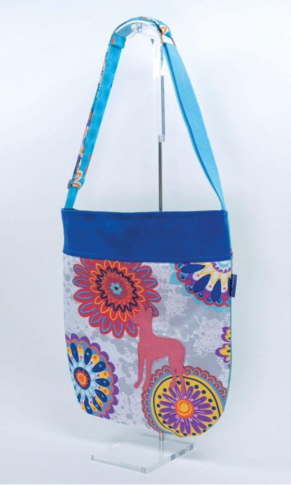 Podengo Schoulder bag named Rassmatazz // Shopper // Schouder Tas// Cross body Bags // Handbag // Podenco// Hobo Bag // Ibiza // Mr Podenco door MrPodenco op Etsy